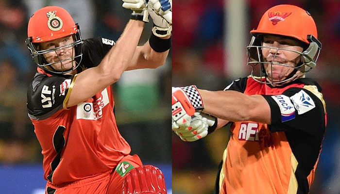 #IPL10, Match 1: Sunrisers Hyderabad vs Royal Challengers Bangalore - Preview