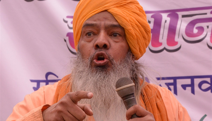 Ajmer shrine head, who urged Modi govt to ban beef,