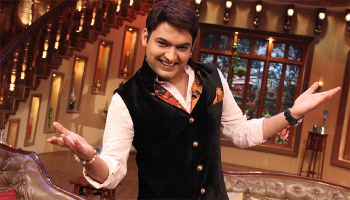 Kapil Sharma played Nana Patekar