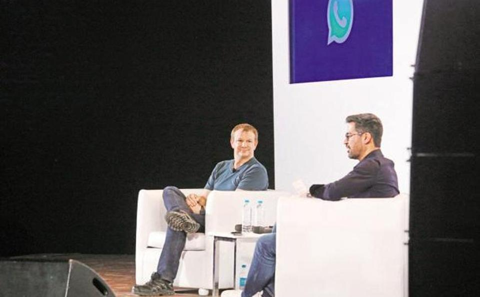 If Whatsapp begins a mobile wallet, what happens to Paytm