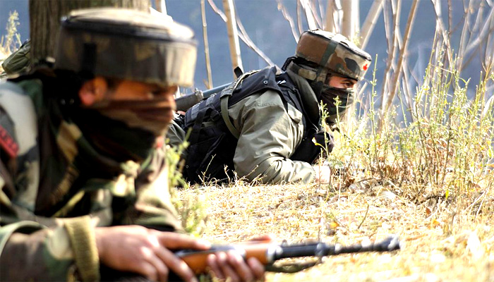J&K : Four Pakistani terrorists killed by Indian Army in Kupwara