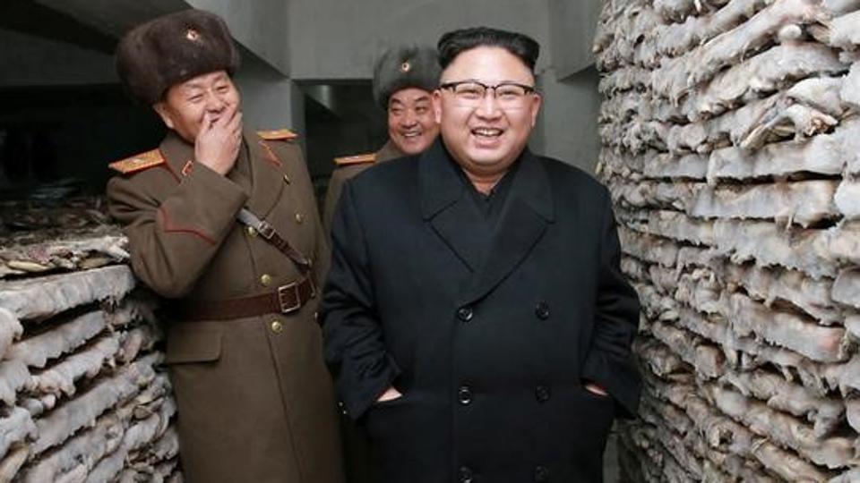 North Korea's Kim Jong Un oversees special forces op as tensions soar