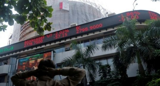 Sensex down 88 points on global weakness