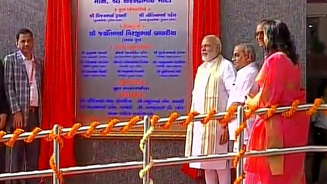 Many pharma firms unhappy over my decisions for cheaper stents, medicines: PM Modi in Surat