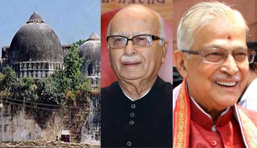 BREAKING; SC Restores Conspiracy Charges Against LK Advani And Others In Babri Case, Orders Joint Trial
