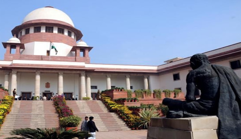 SC:No Intra-Court Appeal Against Condonation Of Delay By The  Single Judge In Plea To Set Aside Arbitration Award