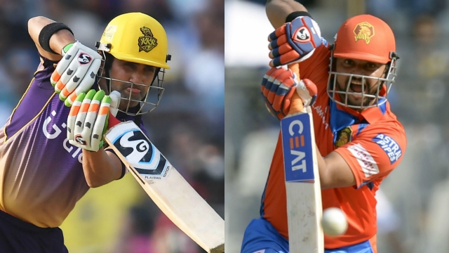 Kolkata Knight Riders v/s Gujarat Lions: Live Streaming,score and where to watch in India:IPL 2017