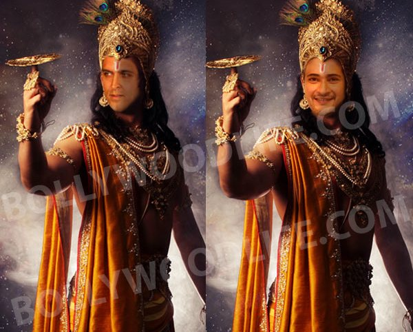 Who should play Krishna in Srikumar's Mahabharata? Hrithik Roshan or Mahesh Babu