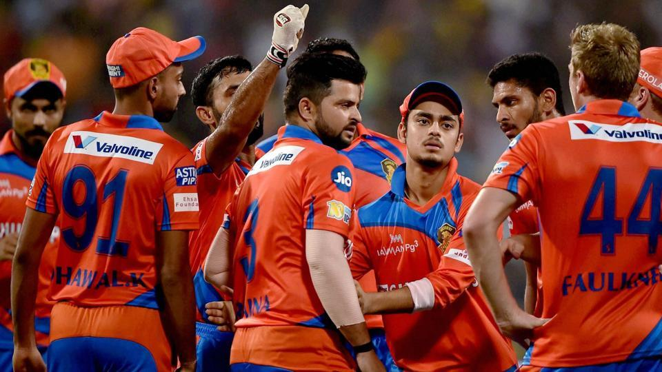 Gujarat Lions roar as Suresh Raina's 84 mauls Kolkata Knight Riders :IPL 2017