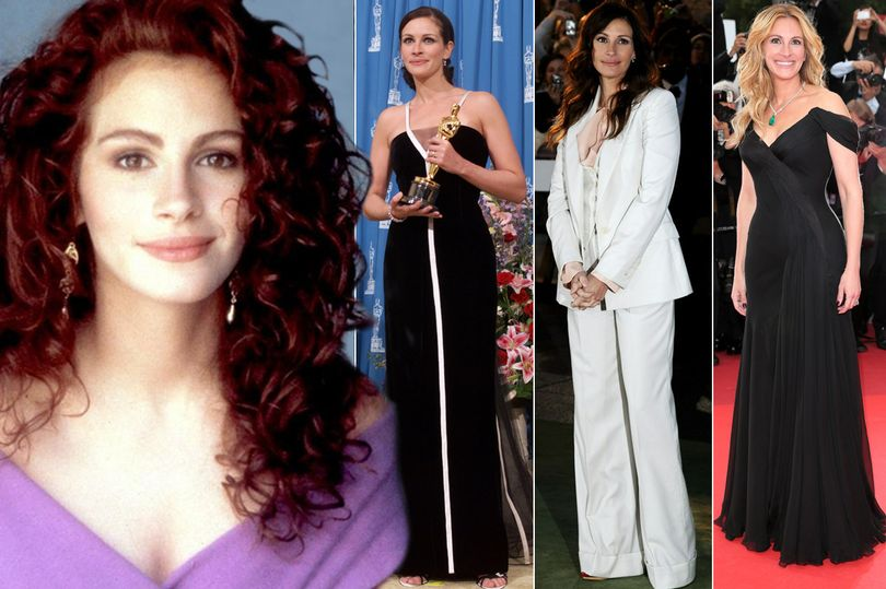 How Julia Roberts went from Pretty Woman to the world