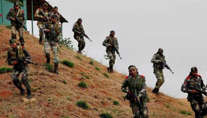24 CRPF jawans killed in Chhattisgarh