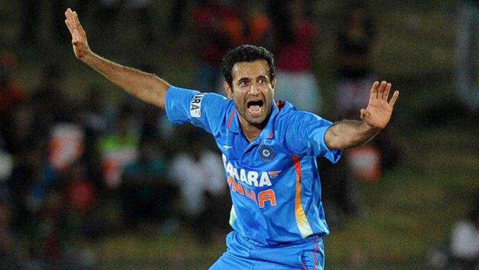 Irfan Pathan replaces Dwayne Bravo in Gujarat Lions squad : IPL 2017