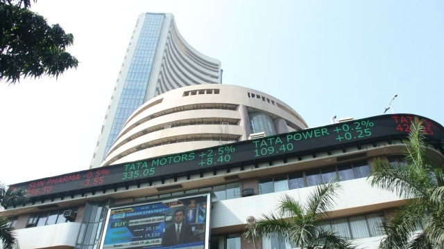BSE Sensex touches new all-time high of 30,071.61