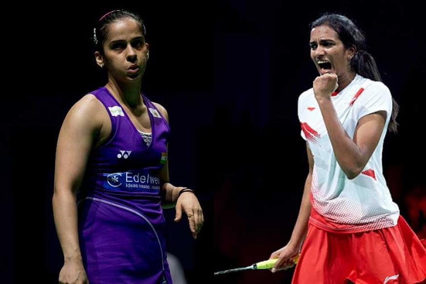 Sindhu Advances, Saina Loses At Asian Badminton Championships