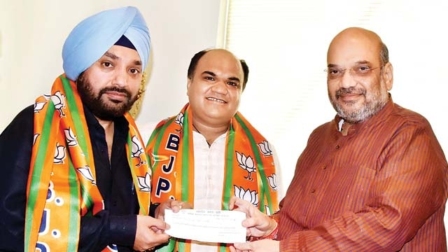 Swing is king: Key Congress bastions go to BJP