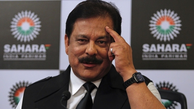 Subrata Roy agrees to pay Rs 1,500 crore to SEBI; parole extended