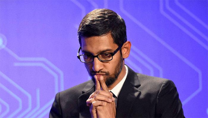 Google CEO Sundar Pichai take $200 million compensation last year