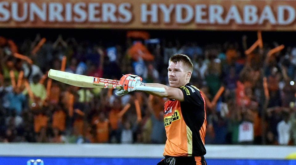 David Warner's 126 helps Sunrisers Hyderabad floor Kolkata Knight Riders in IPL