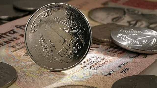 Rupee rebounds 24 paise against dollar