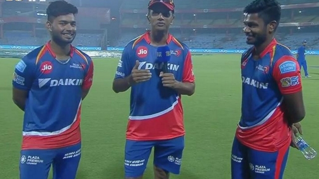 IPL 2017: This conversation between Dravid, Pant and Samson is the BEST thing you