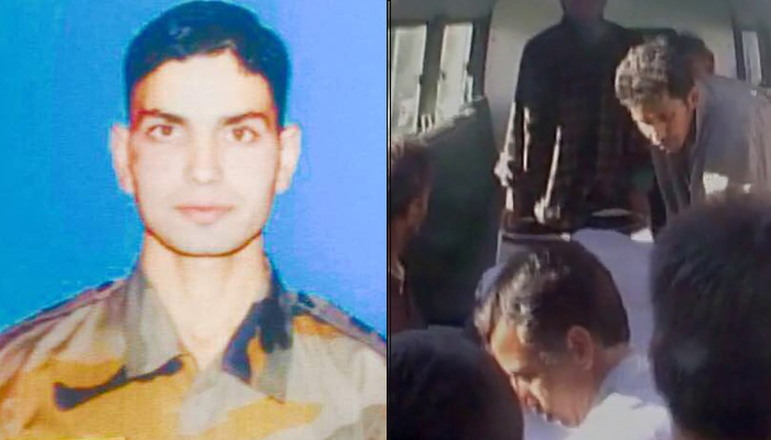 Army officer Umar Fayaz kidnapping, shot dead in Kashmir