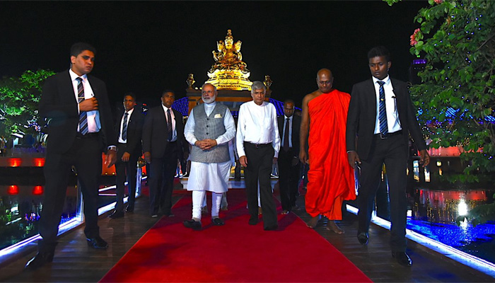Air India to operate direct flights between Colombo and Varanasi: PM Modi in Sri Lanka