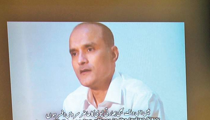 ICJ LIVE: India calls for quick suspension of Kulbhushan Jadhav