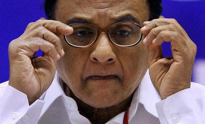 CBI raid homes of former Union minister P Chidambaram, son Karti