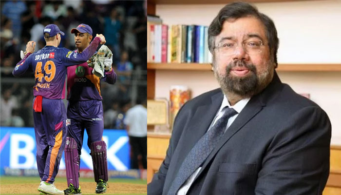 MI vs RPS: Harsh Goenka compliment MS Dhoni