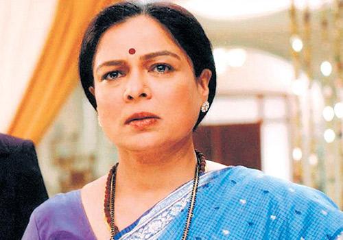 Veteran actress and Bollywood