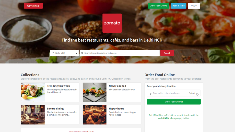 Zomato data hacked: 17 million emails, passwords stolen but 'payment details safe'