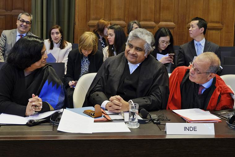 Harish Salve charging just Rs 1 fee to argue Kulbhushan Jadhav case in ICJ