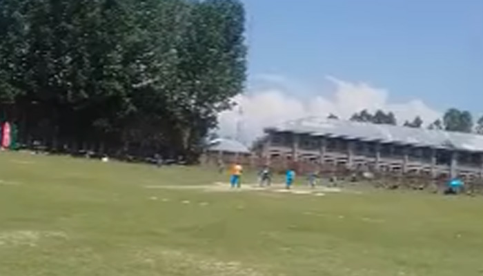 POK anthem played before cricket match in J&K