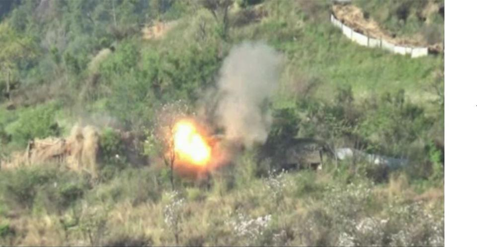 India destroyed Pakistani posts: 6 weapons armed force may have utilized on LoC