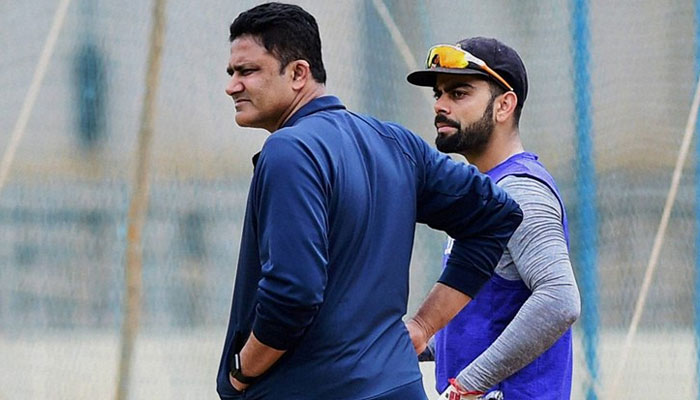 BCCI invites new applications for Head Coach of Team India; Anil Kumble gets direct entry.