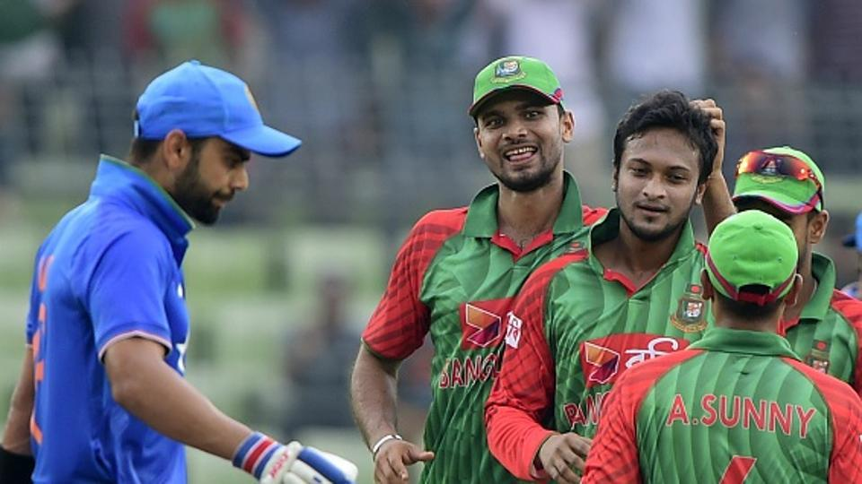 ICC Champions Trophy: 5 elements India should be careful about against Bangladesh