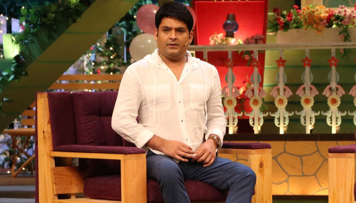 Ace Comedian Kapil Sharma hospitalised