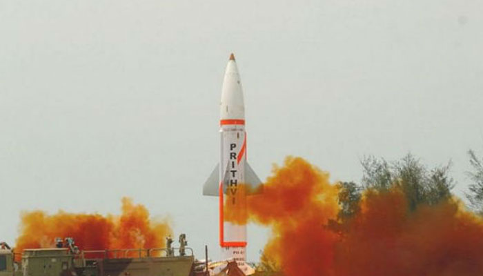 Prithvi-II : Ballistic missile successfully test-fired from Odisha