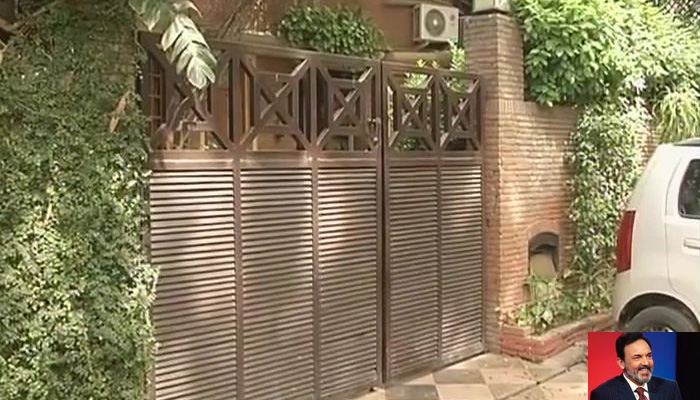 CBI raids residence of NDTV