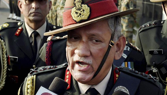 Army Chief Bipin Rawat Says: Pakistan