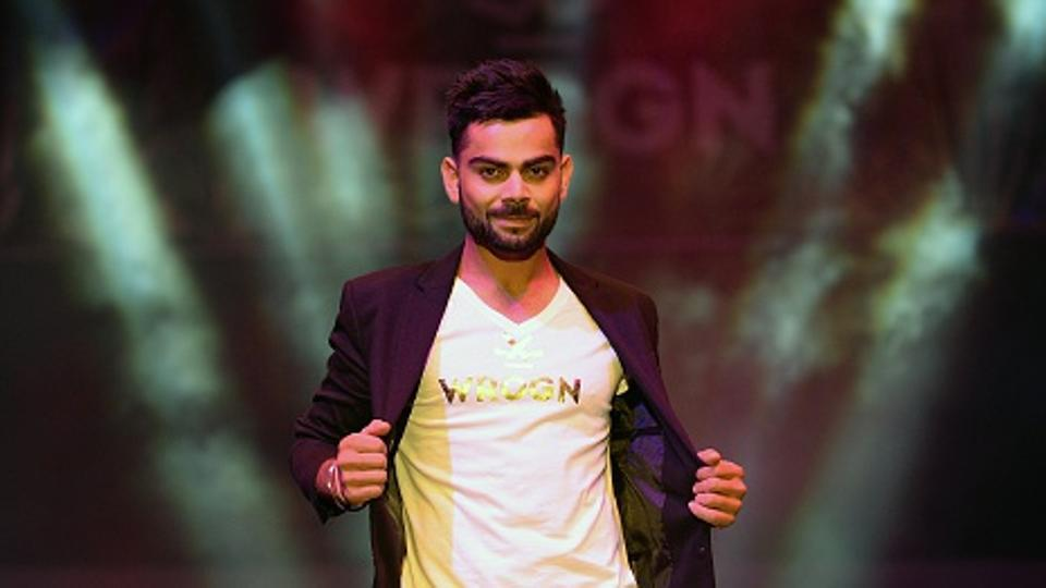Virat Kohli sole Indian in top 100 of Forbes list of world's highest paid athletes