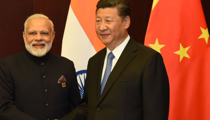 PM Modi meets Xi Jinping, likely to discuss China