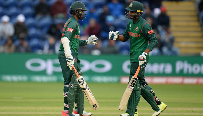 ICC Champions Trophy 2017: Spirited Bangladesh knock New Zealand out