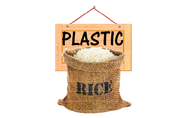 Be careful With PLASTIC RICE! Here Are 4 Easy Ways To Identify Fake Rice.