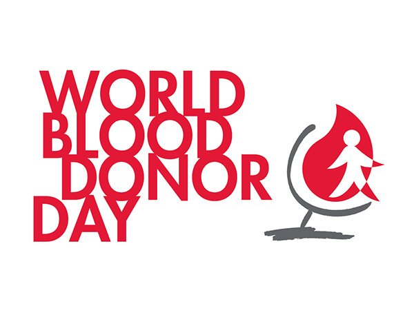 #WorldBloodDonorDay: What can you do? Donate blood. Donate now. Donate often.
