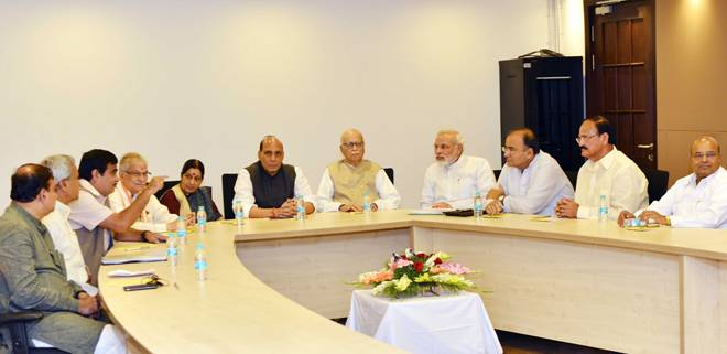 Presidential Election: BJP Parliamentary Board to meet today; finalise Presidential nominee