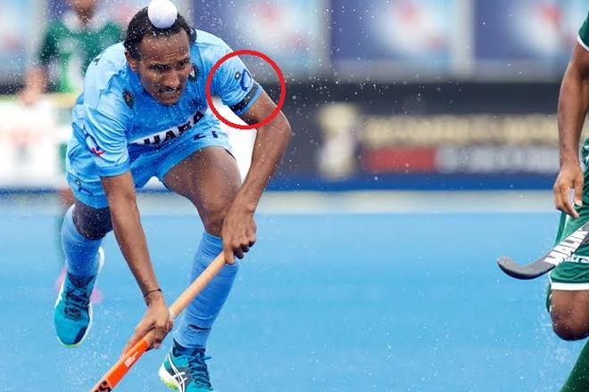 Hockey World League semi-final: Indian players wore black armbands condemn the attack on Indian soldiers