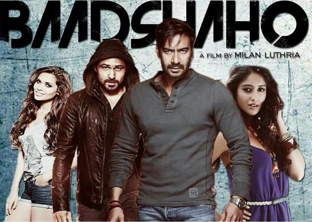 Ajay Devgn,'Baadshaho' WATCH teaser