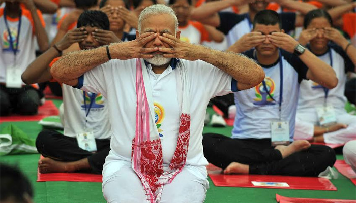 International Yoga Day 2017: Yoga has played