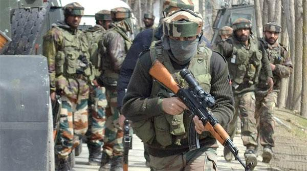 Kashmir encounter: Two terrorists killed in Kashmir